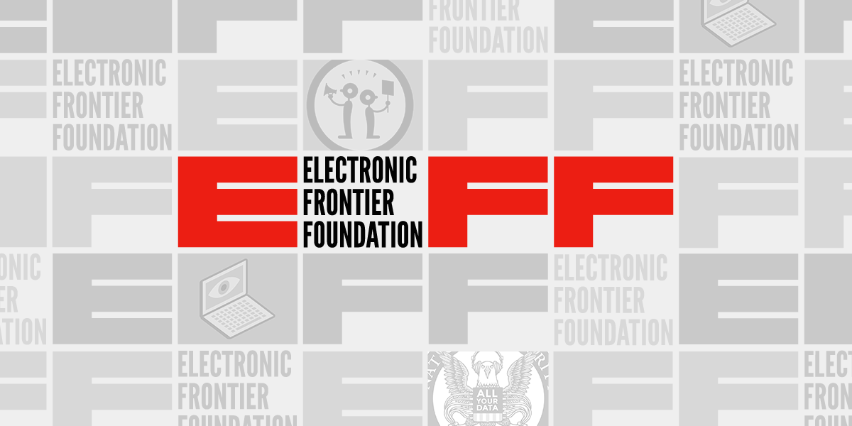 Image Result For E Electronic Frontier Foundation