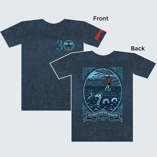 EFF30 Lighthouse T-Shirt
