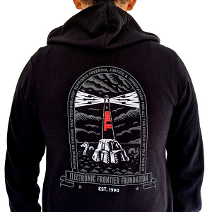EFF30 Lighthouse Hooded Sweatshirt