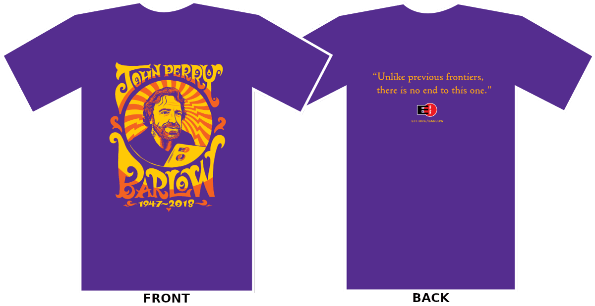 Barlow Frontier T-Shirt