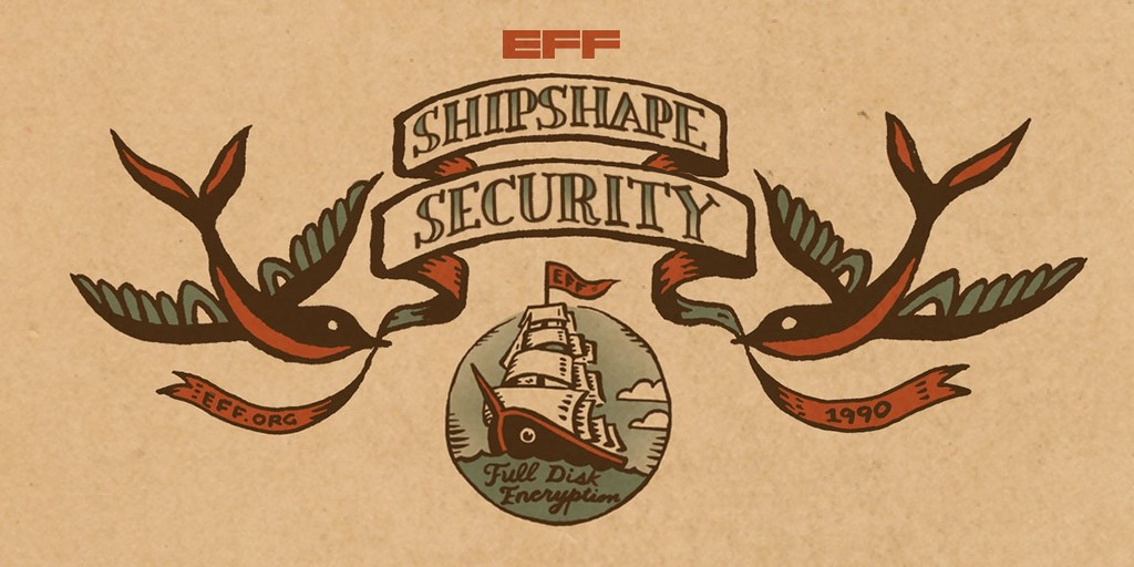 2 Weeks Only: Shipshape Security Drive!